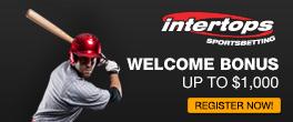 Bet Now at Intertops