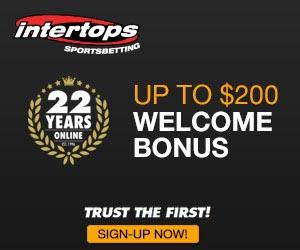 intertops welcome bonus
